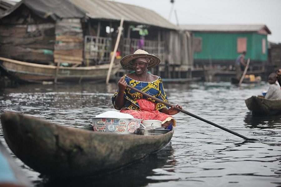 Lagos Riperian People11