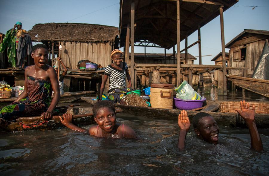 Lagos Riperian People12