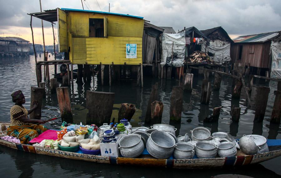 Lagos Riperian People17