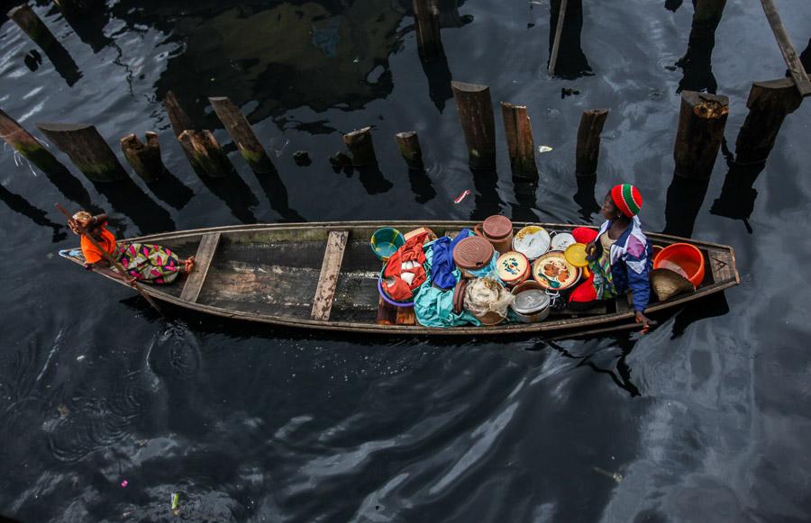 Lagos Riperian People21