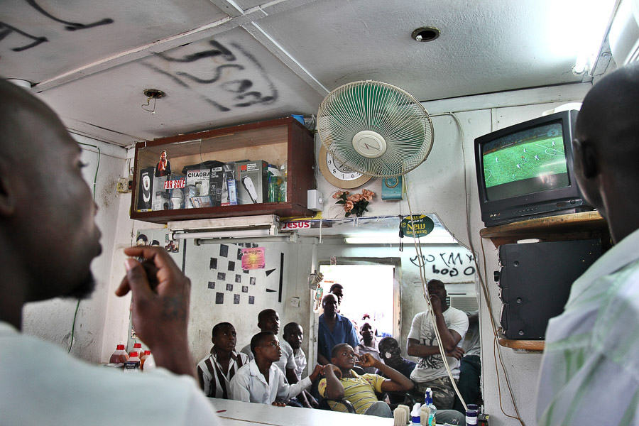 NIGERIA, Evidence of the 2010 worldcup